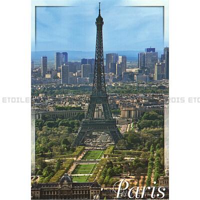 パリのポストカード エッフェル...